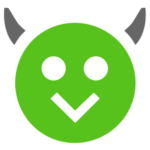 HappyMod logo