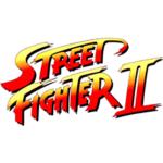 Street Fighter 2 Logo