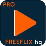 FreeFlix HQ Pro Logo