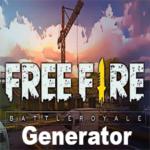 Free Fire Generator Logo