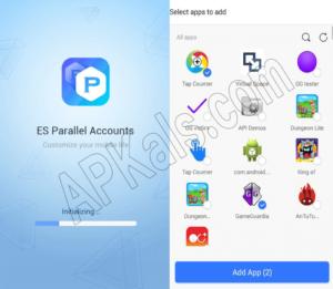ES Parallel Accounts apk