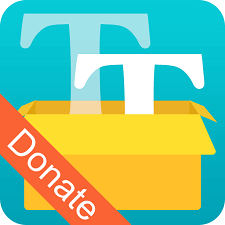 iFont Donate MOD icon