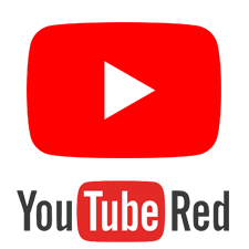 YouTube Red icon