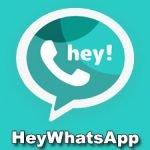 HeyWhatsApp icon