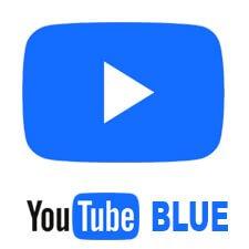YouTube Blue icon