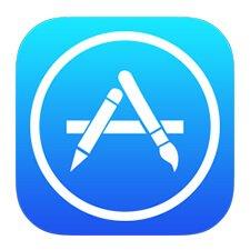 iPhone App Store Icon
