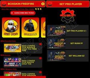 BoxSkin Free Fire APK