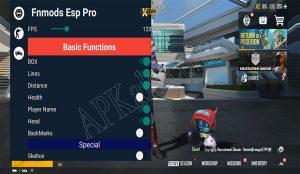 Fnmods ESP Pro APK