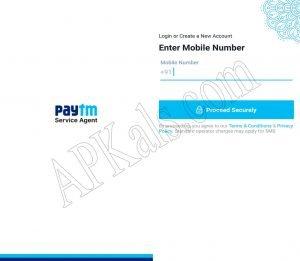 Paytm Service Agent App